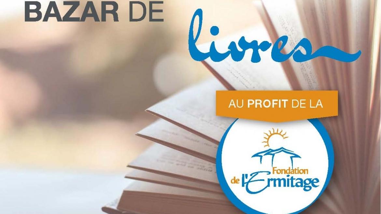 Bazar de livres, en collaboration avec Buropro Citation
