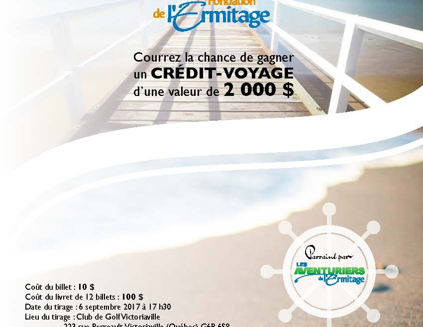 Loterie-voyage Ermitage