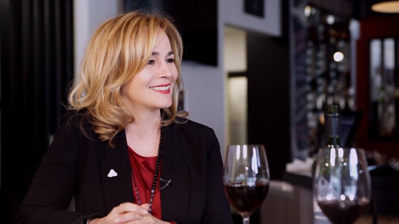 Chantale Marchand à l'émission Plaisir et vin