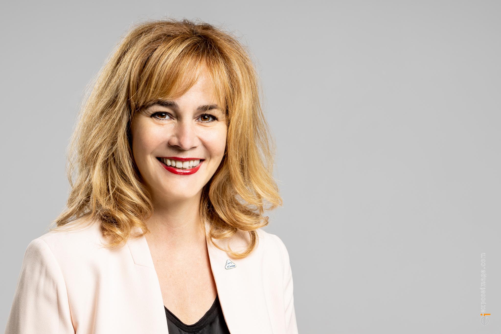 Chantale Marchand, directrice générale