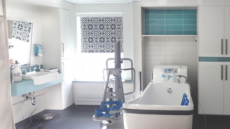 400 000 $ Réaménagements des espaces de vie et salles d'eau du Roseau